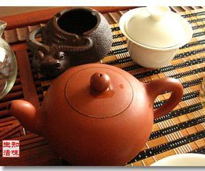 品武夷岩茶—土国在水仙