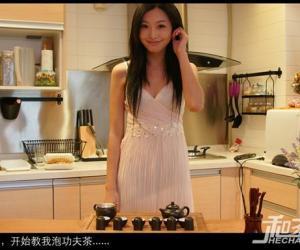 功夫茶的泡法,美女图解泡工夫茶的方法