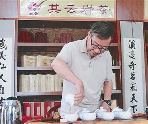 """叶启桐:武夷山应建一个""""岩茶技艺传承馆"""""""