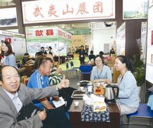 让更多人爱上大红袍——访武夷山市茶业局局长陈泽财